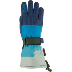 Roeckl Kids Arlberg Ski Gloves indigo